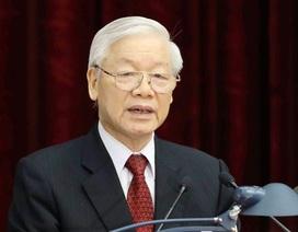 Tổng Bí thư Nguyễn Phú Trọng được giới thiệu để bầu làm Chủ tịch nước