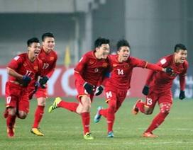 U23 Việt Nam được xếp là hạt giống số 1 giải U23 châu Á 2020