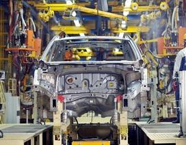 """Ô tô Việt """"chăm mãi không lớn"""": Bộ Công Thương và Toyota đồng thanh lên tiếng"""