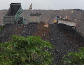"""Kiểm tra khẩn doanh nghiệp khoáng sản """"đẻ' ra núi phế thải """"quái dị"""" tại Bắc Giang!"""