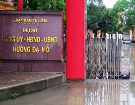 Hà Nội: Phường cho mượn đất trụ sở, chùa cho thuê đất trái luật, lãnh đạo xin rút kinh nghiệm