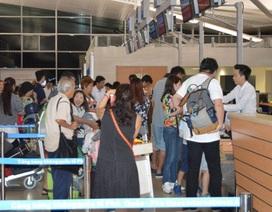 Hành khách mang 3 đầu đạn lên máy bay ở Phú Quốc