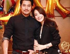 Quách Phú Thành hạnh phúc đón tuổi 54 bên vợ con