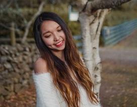 """Hoa khôi du học sinh Việt tại Úc 2018: """"Sẽ theo đuổi nghề giáo"""""""