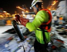 Indonesia xác định được vị trí thân máy bay chở 189 người rơi xuống biển
