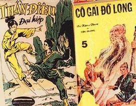 """Nhiều độc giả chia sẻ ký ức """"trùm chăn, đọc lén"""" truyện chưởng Kim Dung"""