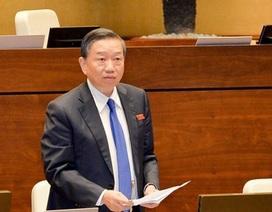 Bộ trưởng Công an khẳng định giảm phiền hà khi cấp căn cước công dân