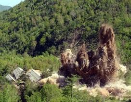 Triều Tiên sẵn sàng cho thanh sát bãi thử hạt nhân duy nhất