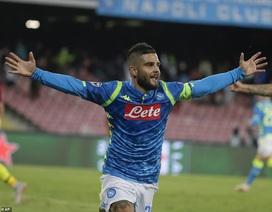 Liverpool thua đau đớn Napoli ở phút 90 định mệnh