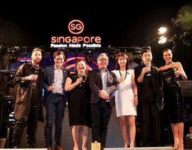 Tổng cục du lịch Singapore giới thiệu Thông điệp truyền thông và Sản phẩm âm nhạc mới