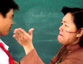 Phạt 30 triệu đồng giáo viên đánh học sinh: Khó khăn khi áp dụng