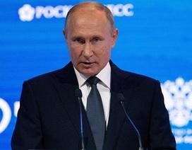 """Tổng thống Putin chỉ ra """"sai lầm chiến lược lớn"""" của Mỹ"""