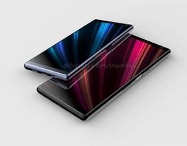 Lộ ảnh chính thức smartphone tầm trung mới của Sony có camera kép