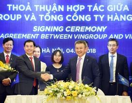 """Vietnam Airlines và Vingroup """"bắt tay"""" làm hàng không - du lịch"""