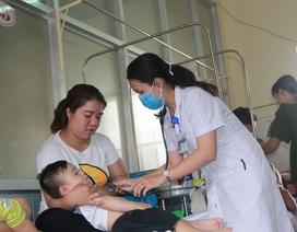 Đắk Lắk: Bệnh tay chân miệng ở trẻ em tăng mạnh