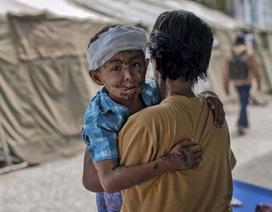 Thảm họa kép ở Indonesia: Không còn tiếng kêu cứu, hy vọng tắt dần