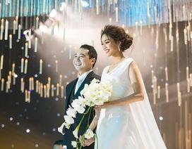 Toàn cảnh đám cưới đẹp như mơ của Lan Khuê