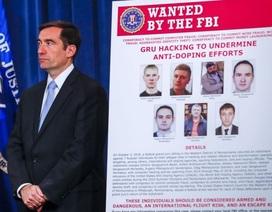 Mỹ truy tố 7 sĩ quan tình báo Nga