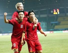 Đội tuyển Việt Nam vẫn sẽ dựa trên bộ khung Olympic tại AFF Cup 2018?