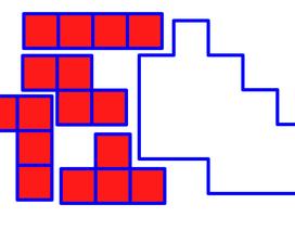 Toán tương tác : Bài toán Tetris lớp 3 có làm khó bạn?