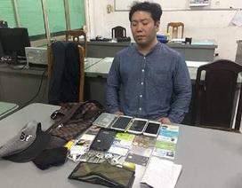 Người đàn ông Hàn Quốc sát hại nhân tình sau khi ân ái