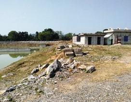 """Dự án hơn 80 tỷ đồng ì ạch, dân """"vùng thuốc trừ sâu"""" khát nước sạch"""