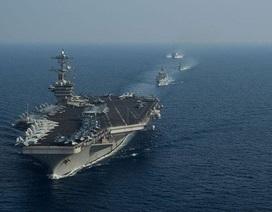 Chuyên gia nói về nguy cơ bùng phát đối đầu quân sự Trung-Mỹ trên Biển Đông
