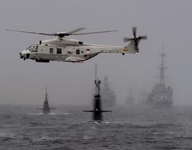 """Mỹ, NATO dè chừng """"cơn ác mộng"""" từ sức mạnh tàu ngầm Nga"""