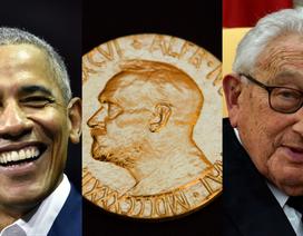 Những giải Nobel Hòa bình gây tranh cãi nhất lịch sử