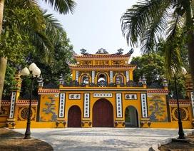 Ngôi chùa nghìn tuổi in dấu hoạt động cách mạng của nguyên Tổng bí thư Đỗ Mười