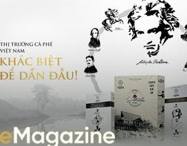 Thị trường cà phê Việt Nam: Khác biệt để dẫn đầu!