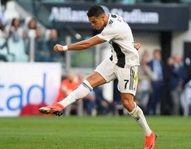 """C.Ronaldo và """"chất kích thích"""" giữa… bão tố"""