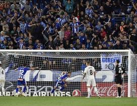 Gục ngã trước Alaves, Real Madrid rơi vào khủng hoảng