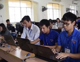 Phú Yên: 169 cán bộ công chức trẻ tham gia hội thi tin học toàn quốc