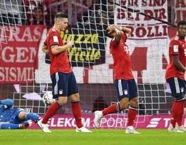 Thảm bại ngay trên sân nhà, Bayern Munich chìm trong khủng hoảng