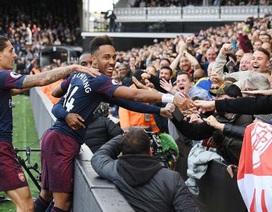 Những khoảnh khắc trong trận đấu Arsenal vùi dập Fulham