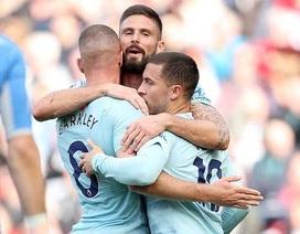 Southampton 0-3 Chelsea: Hazard tiếp đà thăng hoa