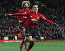 Nhìn lại trận thắng thót tim của Man Utd trước Newcastle