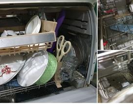 Tôi đi mua máy rửa chén nội địa Nhật