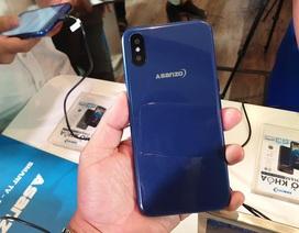 Asanzo tung smartphone camera kép giá dưới 3 triệu đồng