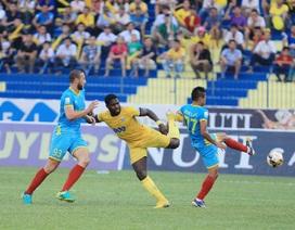 Thắng tối thiểu Khánh Hòa, FLC Thanh Hóa giành ngôi Á quân V-League