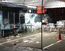 Thái Lan: Nổ súng ở thủ đô Bangkok, 2 khách du lịch nước ngoài thiệt mạng