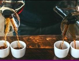Thời điểm vàng để uống cà phê trong ngày