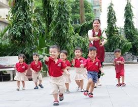 STEM - mở ra thế giới diệu kỳ cho trẻ