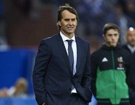 "Thua liểng xiểng, Real Madrid sẽ ""trảm"" HLV Lopetegui?"