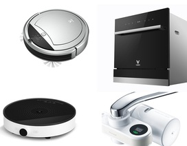 Những thiết bị gia dụng thông minh đáng mua tháng 10/2018