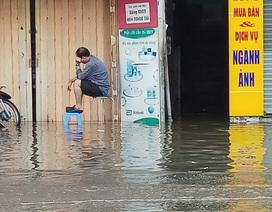 Triều cường bủa vây Sài Gòn, Cần Thơ