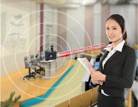 Nâng cao hiệu quả dạy học với máy trợ giảng không dây tiện lợi