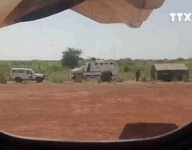 Ngày đầu tiên ở Bentiu - Nam Sudan của bệnh viện dã chiến cấp 2 số 1 Việt Nam