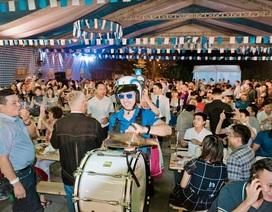 Trải nghiệm sự kiện Oktoberfest chính thống tại Việt Nam